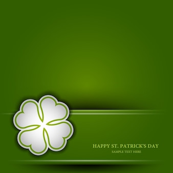 St. patrick's day background,  seamless wallpaper pattern