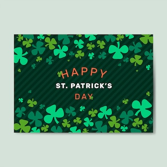 St.patrick's day banner vector