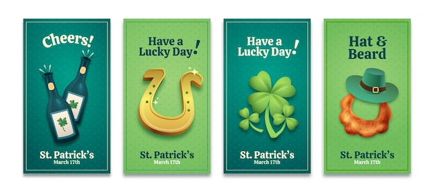 St. patrick's day stories collection