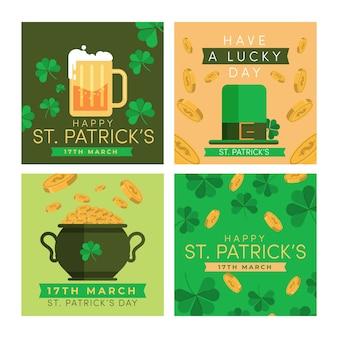 St patricks day instagram коллекция сообщений