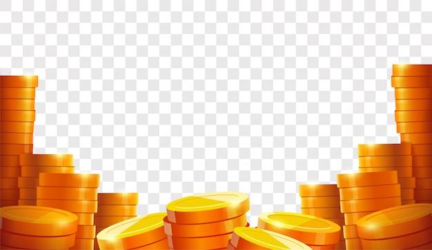 コインのスタック