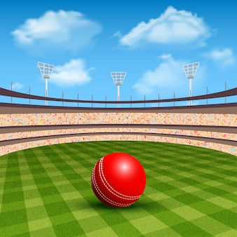 Стадион крикета