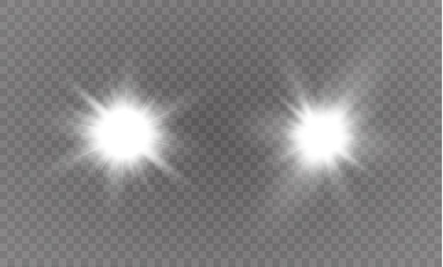 Звезда на прозрачном фоне иллюстрации