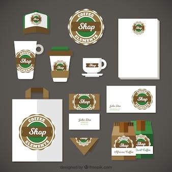 Starbucks stationery set