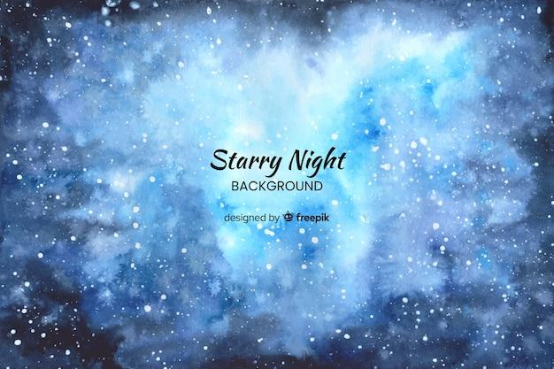 별이 빛나는 밤 배경