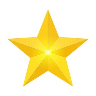 Stars burst elements.