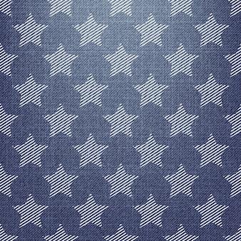 Звезды на ткани. абстрактный геометрический фон, векторные иллюстрации. креативный и роскошный стиль имиджа