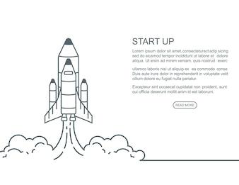 Start up concept design