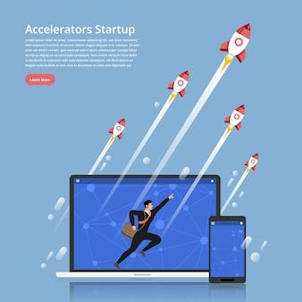 Startup brand