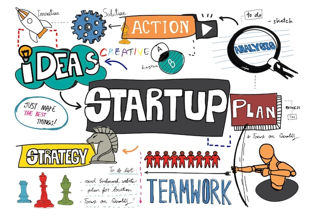 Startup sketch