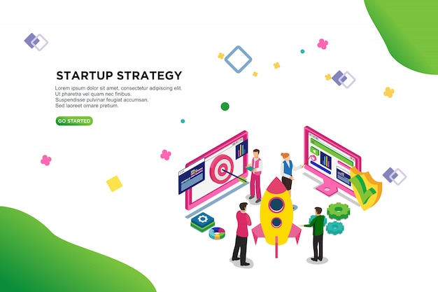 Startup strategy
