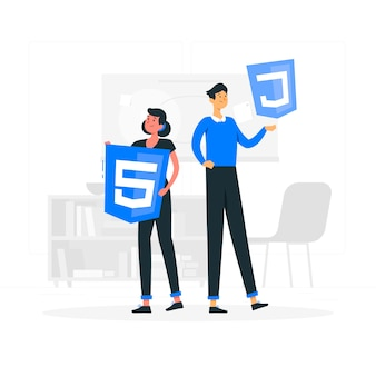 Static asset illustration concept