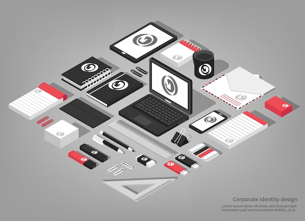 Stationary isometric set