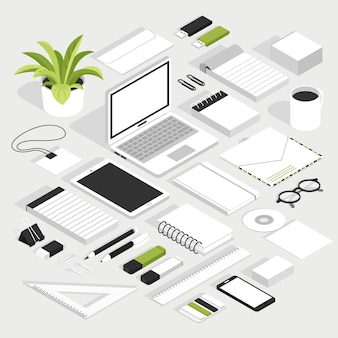 Stationary isometric white set