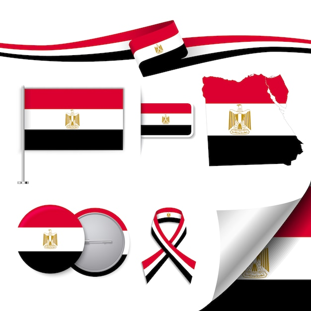 egypt flag vectors photos and psd files free download rh freepik com flag vector file flag vector artwork