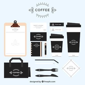 文具セットやコーヒーのためのアクセサリー