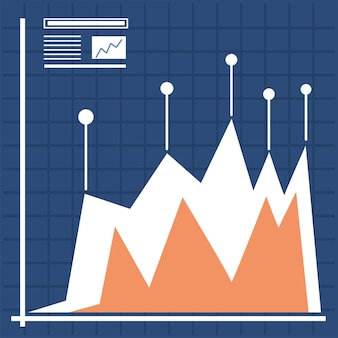 Statistic diagram in analysis
