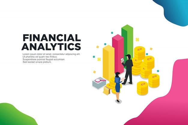 Statistic grow data