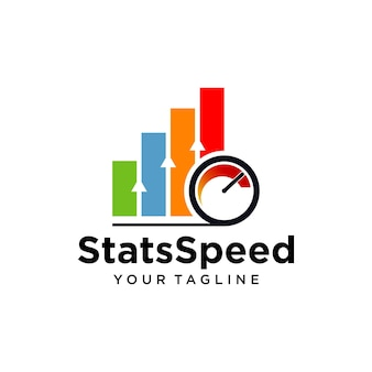 統計速度ロゴ