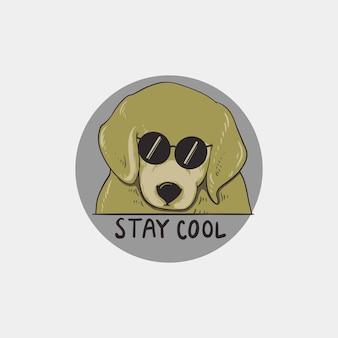 Оставайся спокойным, собака