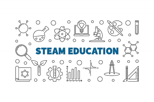 Steam education accesories
