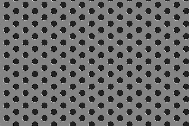스틸 그릴 원활한 패턴 배경