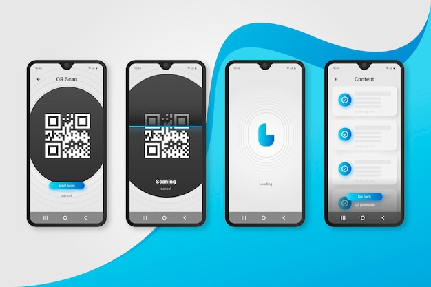 Step-by-step guide on how to use qr code