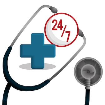 Stethoscope medical equipment service