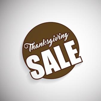 Sticker, sales, thanksgiving