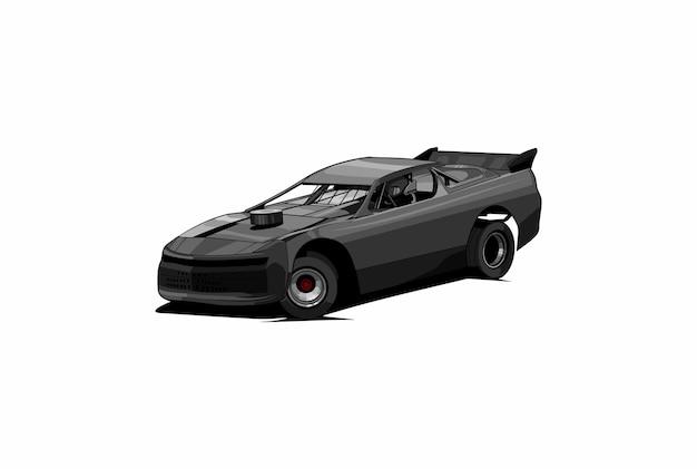 Серийный гоночный автомобиль
