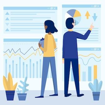 Stock exchange data