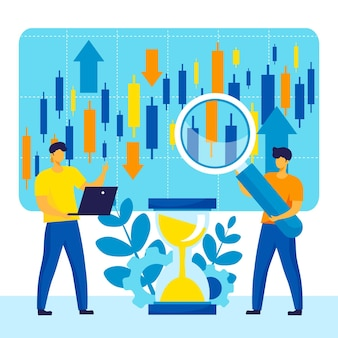 Данные биржи