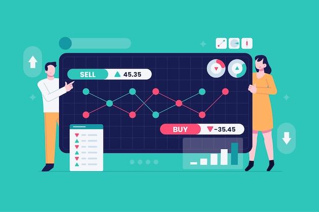 株式市場分析の概念