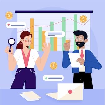 株式市場分析設計