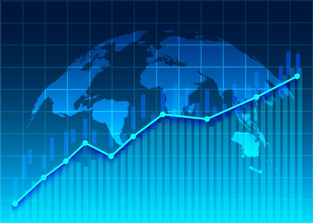 Фондовый рынок и обмен мира