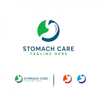 Stomach care logo