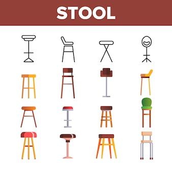Stool, sitting furniture