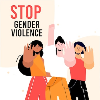 ジェンダー暴力の概念をやめる