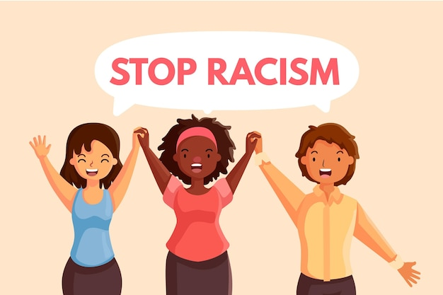 Stop racism with women