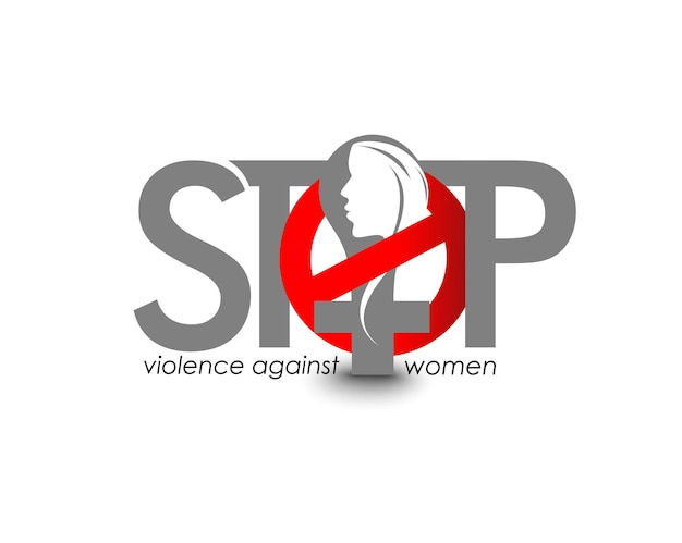 Stop violence against women in the international day for the elimination of violence against women