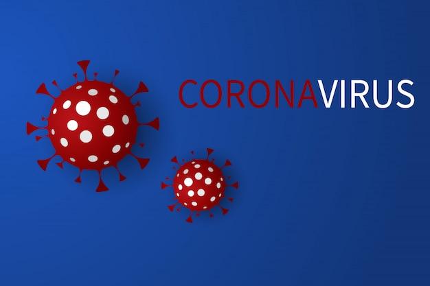 Знак stop virus. иллюстрация. эпидемический вирусный респираторный синдром. знак остановки пандемии.