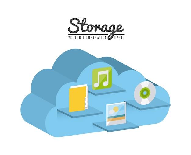 Storage device design