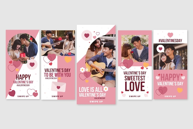 Story collection for valentine's day