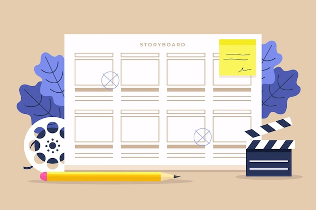 Storyboard concept