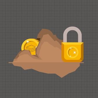 Stratis mining set icons