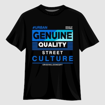 Дизайн футболки типографии уличной культуры