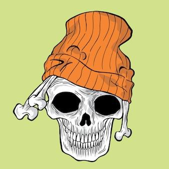 Street skull