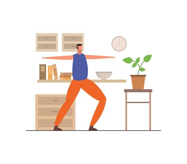 Stretching a casa
