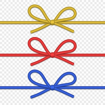 String bow isolated