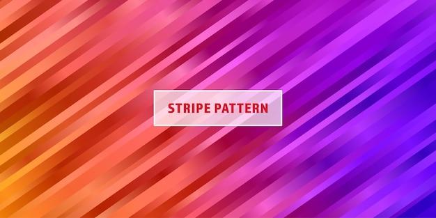 ストライプパターンの抽象的な背景。カラフルなラインの壁紙。